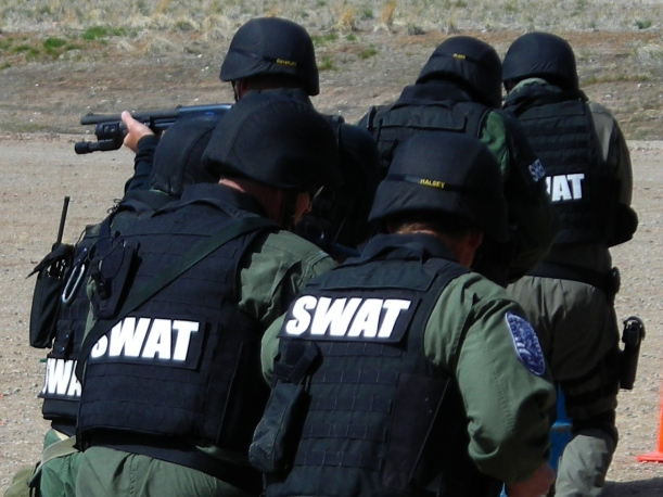 SWAT-team (c) yourengagement101.com
