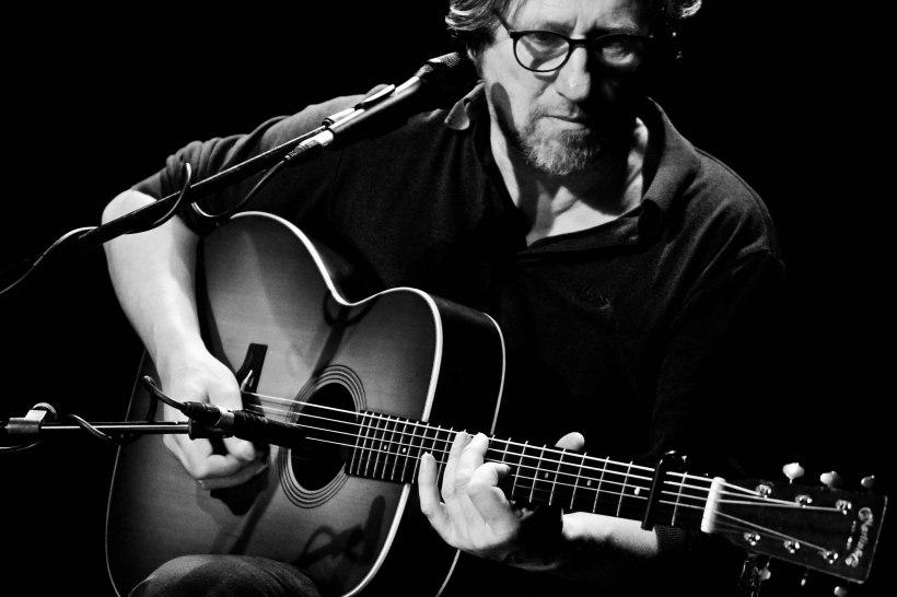 Michael Fitz in Mainz - soundcheck (c) Christian Weber