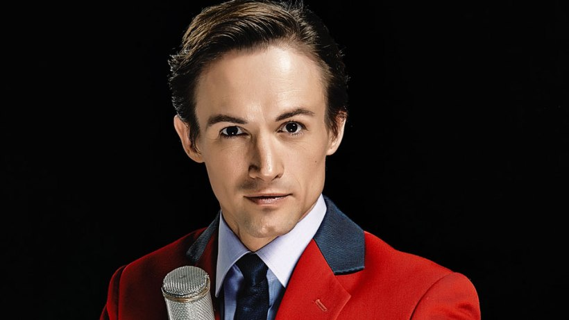 Tim Driesen as Frankie Valli in Jersey Boys (c) Avro.nl
