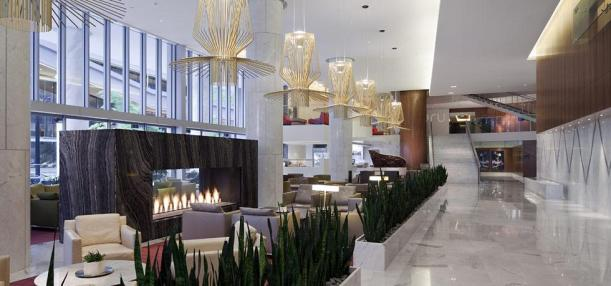 Here is where I would live if I had to choose a hotel to live in: the Fairmont Pacific Rim! (c) Fairmont.com