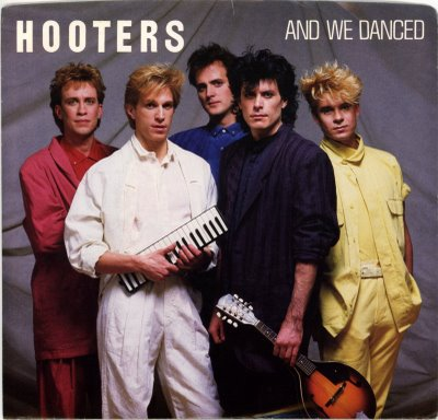 The Hooters in the 80's (c) pixgood