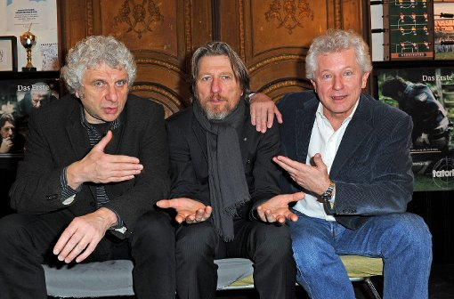 Udo Wachtveitl, Michael Fitz and Miroslav Nemec (c) Abendzeitung-muenchen.de