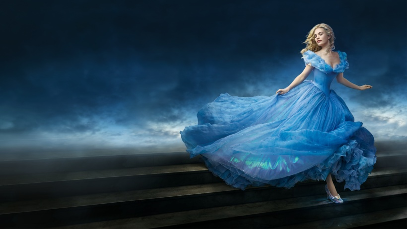 Cinderella - I want that dress! (c) Evelynfilmfan.wordpress.com