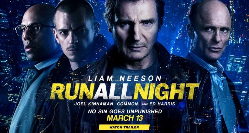 'Run All Night' hits Dutch cinemas on April the 16th (c) Forbes.com