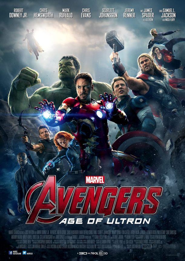 The Avengers: Age of Ultron (c) Comingsoon.net
