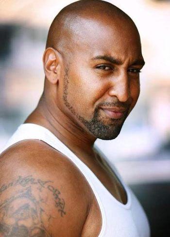 Actor Exie Booker