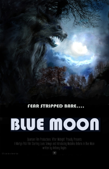 Blue Moon film poster (c) M. Pick