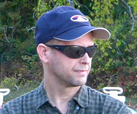 Scriptwriter Todd Niemi (c) T. Niemi