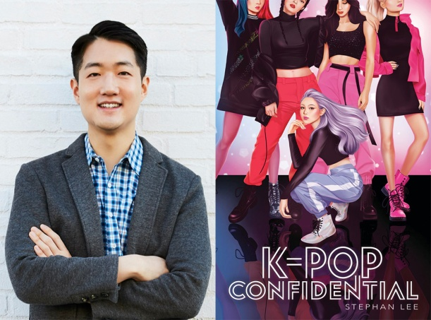 Stephan Lee - K-Pop Confidential (c) The Nerd Daily